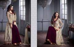 Women's clothing Long Dresses-Long Gown-Designer Chaniya Choli-Saree