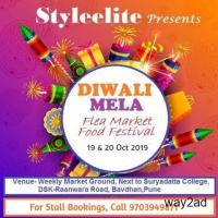 Styleelite Diwali Flea Market at Pune - BookMyStall