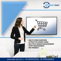 Webcart - Multi Site E-Commerce Platform in India