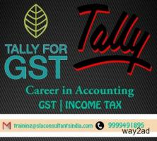 Join Best Tally Training Course Institute in Gurgaon at SLA Consultants Gurgaon