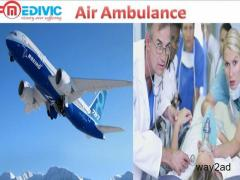 Fast Air Ambulance from Bagdogra by Medivic Aviation