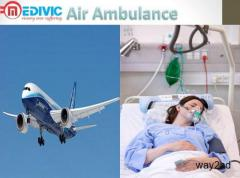 Cardiac Care Air Ambulance Service in Bangalore by Medivic Aviation