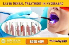 Laser Dental Treatment in Hyderabad- Dental Hospital in Himayat Nagar