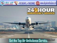Utilize Air Ambulance from Guwahati with Full Medical Aid