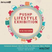 Pushp Lifestyle Exhibition at Mumbai - BookMyStall