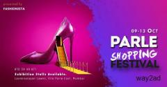 Parle Shopping Festival at Mumbai - BookMyStall
