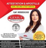 Medical Certificate Attestation