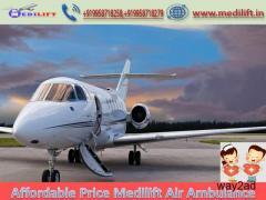 Splendid ICU Emergency Air Ambulance Service in Delhi