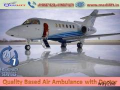 The Best Low-Cost Charter Air Ambulance Service in Dibrugarh