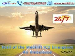 Affordable Cost Charter Air Ambulance Services in Bangalore with Doctor