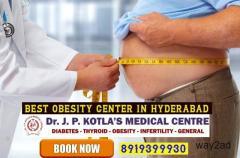 Best Obesity Center in Himayat Nagar | Obesity Clinic in Hyderabad