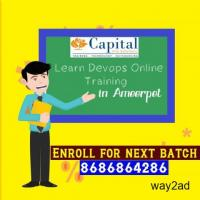 Famous DevOps Online Training in Ameerpet