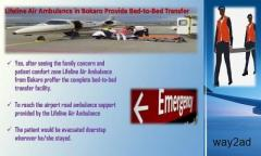 Lifeline Air Ambulance in Bokaro Actively Imparts Access to Charter 24 Hours