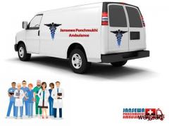 Available 24/7 Days Emergency Ambulance Service in Ranchi