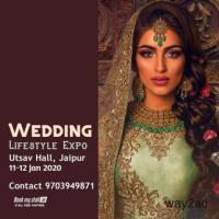 Dahleez Winter Wedding Lifestyle Exhibition at Jaipur - BookMyStall