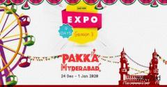 Pakka Hyderabad Season 3 - Biggest Shopping Carnival at Hyderabad - BookMyStall