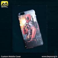 Shop Customized Back Cover Online India at Beyoung