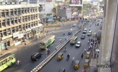 hotels near anna salai us consulate chennai