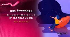 One Bonnaroo Night Market at Koramangala, Bangalore - BookMyStall
