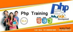 Attend Job Oriented PHP Training Institute at SLA Consultants Noida