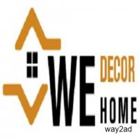 Planning Interiors or to Renovate your House the We Decor Home is  best for you