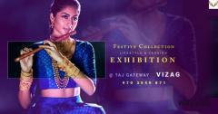 Festive Collection - Lifestyle Exhibition in TAJ Vizag - BookMyStall