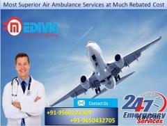 Book Medivic Air Ambulance in Kolkata at Very Nominal Price Rate