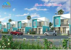 New Independent Villas For Sale In Pondicherry