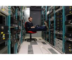 Dedicated servers with managed hosting