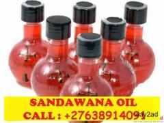 Sandawana Oil and skin .Call / WhatsApp +27638914091
