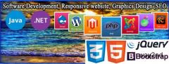 web development, web design, software company
