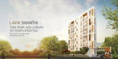 Luxury Apartments In Coimbatore -Lavikshanthi