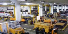 Manufacturing Unit with Popular Brands