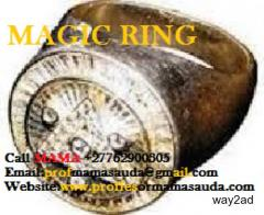 Magic ring for money,success,business +27762900305