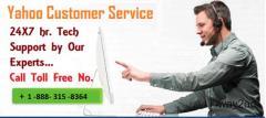Why Is Yahoo Toll Free Helpline Number 1 -888- 315 -8364 Needed?