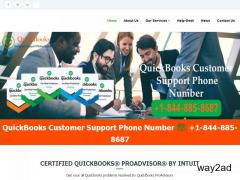 QuickBooks Customer Support Phone Number +1-844-885-8687