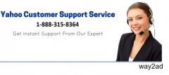 Yahoo  Service Number 1-888-315-8364