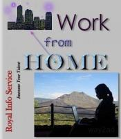 Work at Home Job Offered
