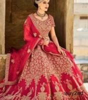 Latest collection of bridal lehengas at Mirraw with up to 79% off