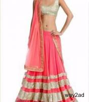 Mirraw Offers Designer Lehenga Cholis At Best Price
