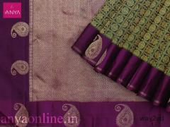 Anya Boutique - Wedding Designer Sarees, Bridal Silk Sarees & Blouses