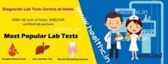 Home Lab Test Service in Bangalore,
