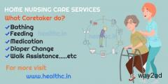 Home Nursing Care Services in Mumbai, Male and Female Nursing Attendants Mumbai