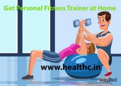 Personal Fitness Trainers At Home In Pune, Fitness at Home
