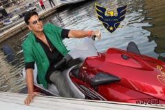 Vikram Pratap Singh Hawaiian Surfer