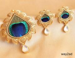 Mirraw Offering Attractive Pendant Designs At Best Prices