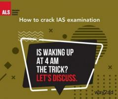 Impact of ALS for Civil Services coaching in Lucknow