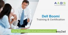 Personalized Dell Boomi Atmosphere Training Online by AADS Education