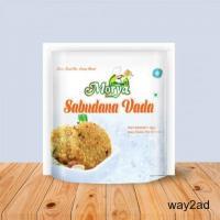 Sabudana vada 250gm - Morya Minerals & Foods