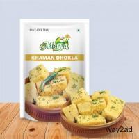 Khaman Dhokla 200gm - Morya Minerals & Foods
